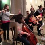 Organistes et musiciens