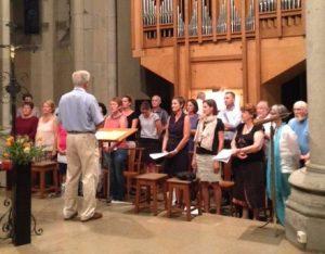 Samedi 7 octobre : 2e formation sur le chant en liturgie
