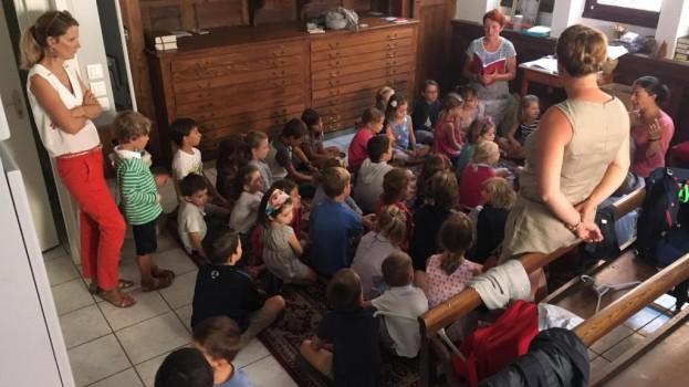 Liturgie parole pour les petits : le service à distance reprend !
