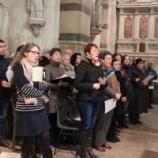 Pâques 2018 : répétitions de la chorale