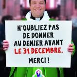 Denier de l'Eglise : soutenez l'Eglise !