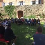 Parcours baptême : 24 couples présentent leur enfant