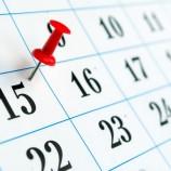 Grandes dates paroissiales pour la rentrée à noter dans vos agendas!