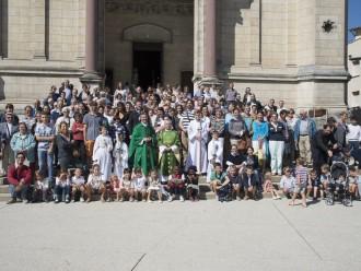 Installation de l'abbé Gaël : toutes les photos…