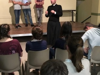 Temps d'enseignement et d'échanges pour catéchistes et animateurs