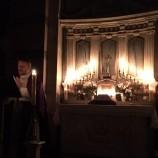 Lundis de l'Avent – à l'aurore – messe Rorate