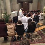 Homélie de la messe du Jeudi Saint, en mémoire de la Cène du Seigneur, 29 mars 2018