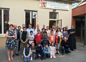 rentrée 2018 : La nouvelle école à Brignais