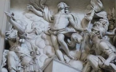 3e conf' du curé : le Christ dans l'Ancien Testament, avec les bas-reliefs du Latran !