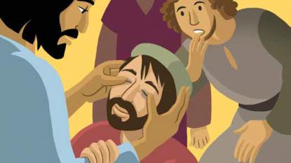 4e dimanche de carême : liturgie pour les enfants !