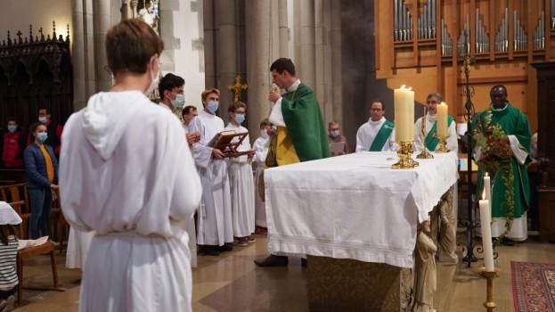 Ordination diaconale de François Verdier : les photos