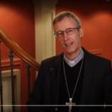 Voeux du nouvel archevêque de Lyon, Mgr Olivier de Germay