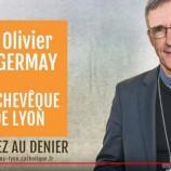 Dimanche 28 mars: lancement de la campagne du denier 2021, mot du Père Luc et message de Mgr Olivier de Germay