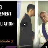 Matinée de réconciliation samedi Saint 3 Avril de 10h à 12h à Chaponost