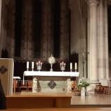 Adoration/confession pour les 4 clochers: nouvel horaire