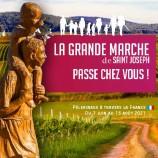 16 et 17 Juillet : La grande marche de Saint Joseph passe chez vous!